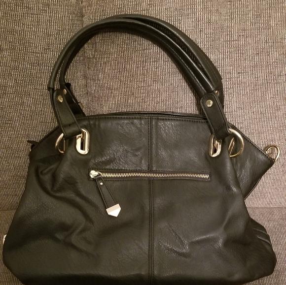 Dune London Handbags - Dune London Handbag Black Goldtone Hardware